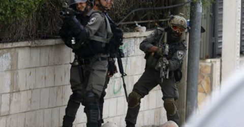 Israeli army raids West Bank Palestinian camp after soldier death: AFP