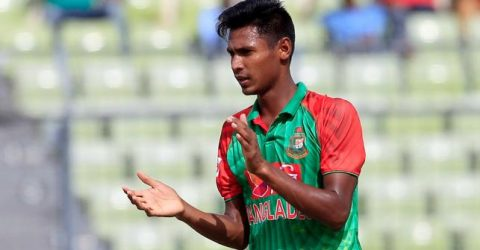 Mustafizur's absence will be sorely miss-Shakib