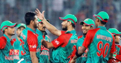 Tigers to face Afghanistan in 1st T20 today
