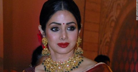 Bollywood star Sridevi wins posthumous prize at India film awards