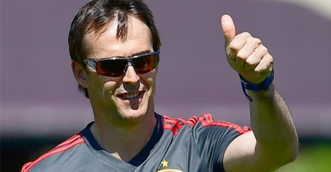 Real Madrid confirm Lopetegui announcement, to coincide with WC opener