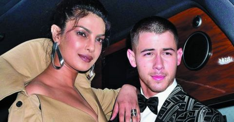 Priyanka Chopra, Nick Jonas were spotted at a dinner date