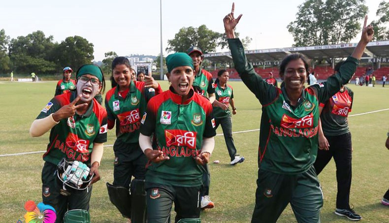 Bangladesh crush Thailand in ACC T20 Asia Cup