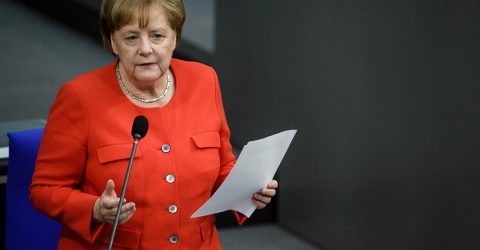 Russia's return to G7 requires implementation of Minsk Agreements: Merkel