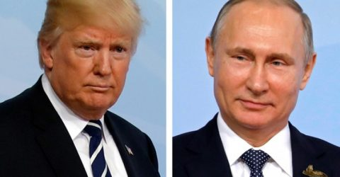 reparations for Putin-Trump summit underway: Kremlin