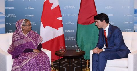 PM reiterates call for Nur Chowdhury's extradition from Canada