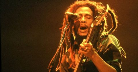 Hollywood plans Bob Marley biopic