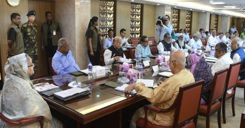 PM for far-reaching plan for development of deltaic Bangladesh