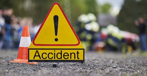 Bus kills 2 Palli Bidyut workers in Sylhet