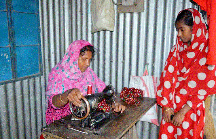Ashrayan project helps distressed families getting new life