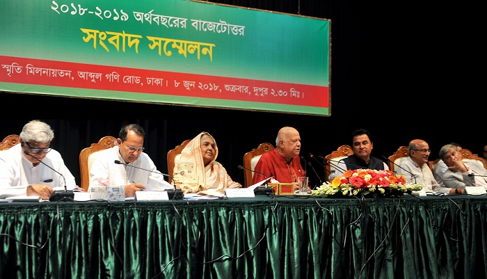 Targets in proposed budget for FY19 achievable: Muhith