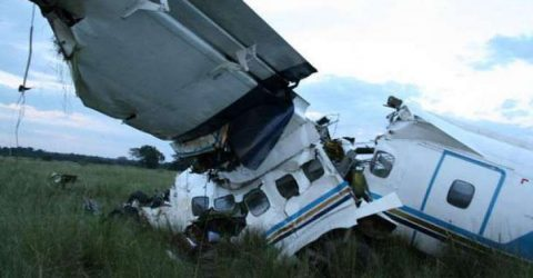 10 killed in Kenyan plane crash