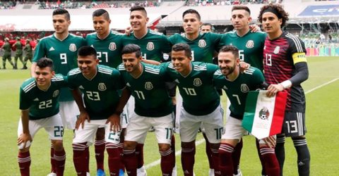 Prostitute scandal jolts Mexico World Cup squad