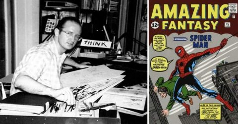 Stephen Ditko, Spider-Man co-creator, dies at 90