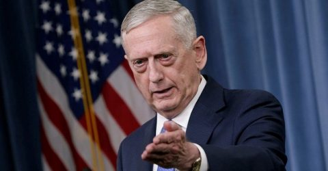 Some countries buying Russian gear deserve sanctions waivers: Mattis