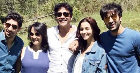 Nagarjuna joins Ranbir Kapoor, Alia Bhatt in Bulgaria for Brahmastra