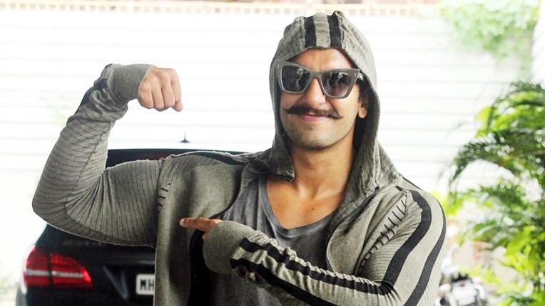 Ranveer Singh flexes his muscles, Priyanka Chopra celebrates brother's birthday
