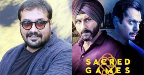 Anurag Kashyap and Swara Bhasker laud Rahul Gandhi's stance on the Sacred Games row