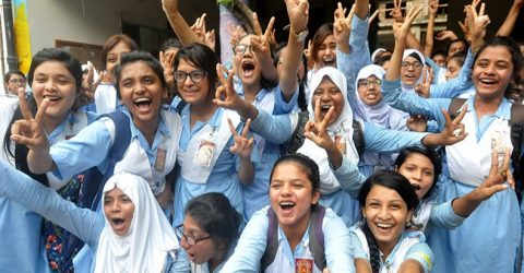 66.64 pc pass HSC exams: 29,262 get GPA-5