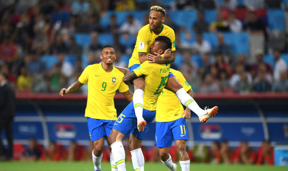 Brazil and France target World Cup semi-finals