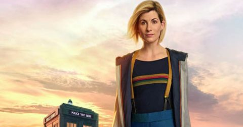 Dr Who gets a female touch