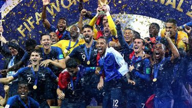 France beat Croatia to win second World Cup as Pogba, Mbappe star