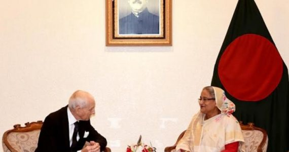 IOM assures PM of all support for Rohingya repatriation