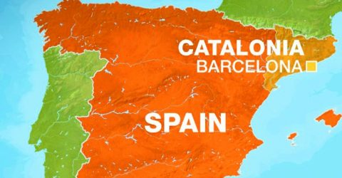 Legal Basis of Independence Referendum of Catalonia
