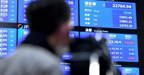 Tokyo stocks open higher helped by cheaper yen