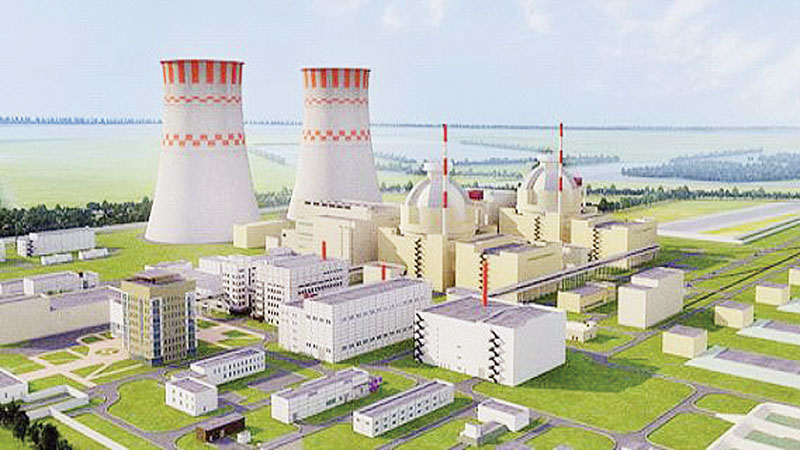 Sherif, Yeafesh visit Rooppur Nuclear power plant