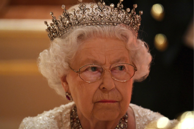 Trump meeting Queen rankles with many Britons