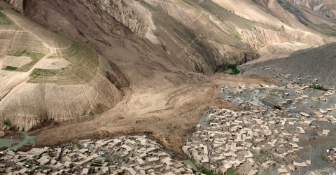 Rescuers search for survivors of Afghan landslide: officials