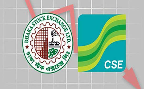 Stocks maintain downward trend