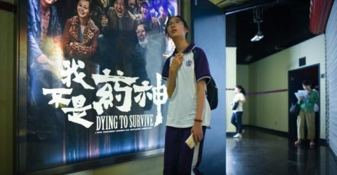 China's 'Dallas Buyers Club' is surprise box-office hit