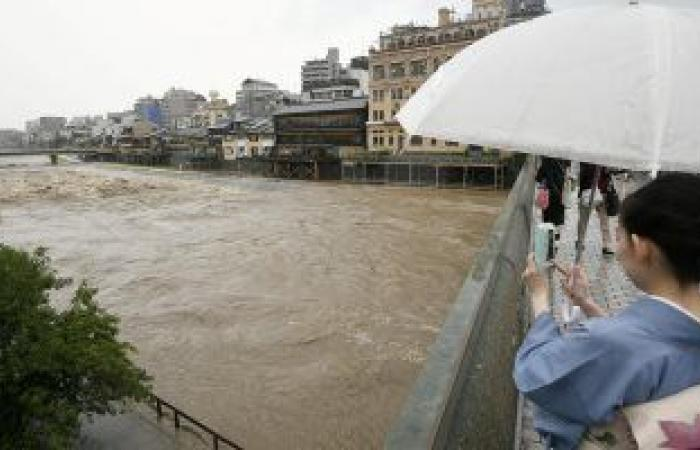 Rain related death toll rises to 21 in Japan