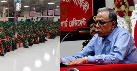 Security system must not affect VVIPs' public attachments: President