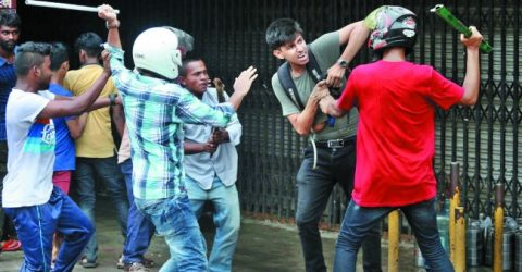 7 photojournalists injured in city attacks
