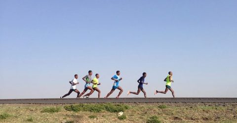 The running success of Ethiopean atheletes