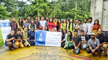 'Y Coalition' conducted Youth TOT in SUST