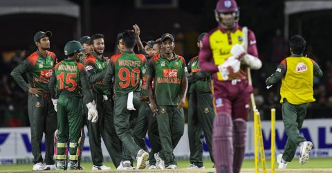 Tigers clinch T20I series in grand style