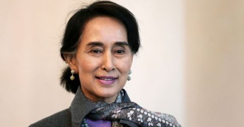 Myanmar response to Rohingya crisis 'could have been handled better': Suu Kyi