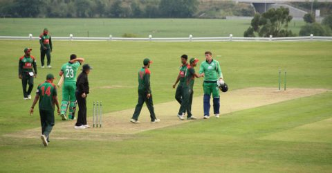 Bangladesh A beat Ireland A in 1st unofficial T20