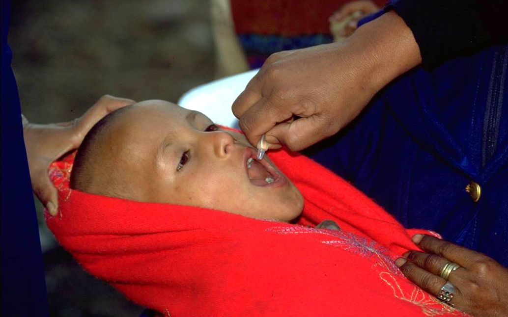 PNG gets latest funding boost to major polio vaccination program