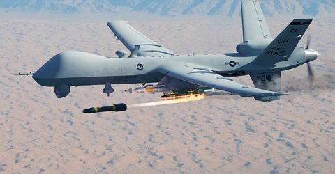 Drone strike kills Taliban key commander in E. Afghanistan