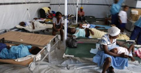 Cholera claims 28 lives in NW Nigeria: official