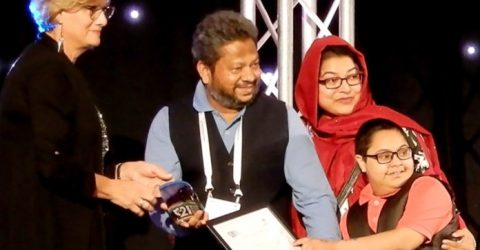 Bangladesh gets World Down Syndrome Day Award