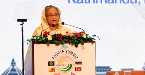 PM for expanding cooperation in BIMSTEC
