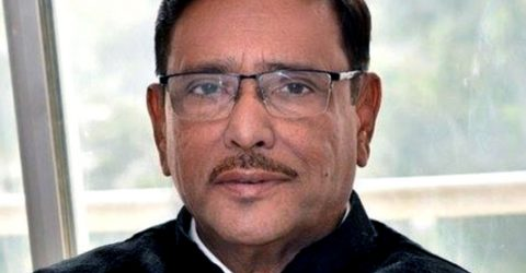 Quader talks to physician