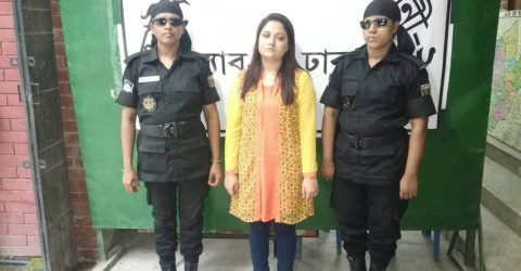 RAB arrests woman for spreading rumors on Facebook