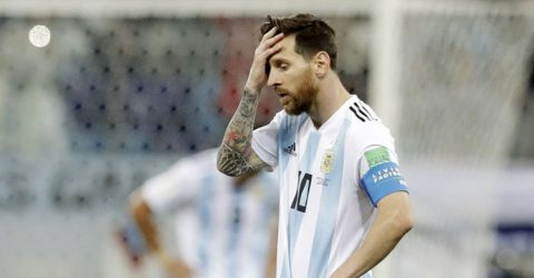 Messi unlikely for Argentina duties for rest of year: Reports